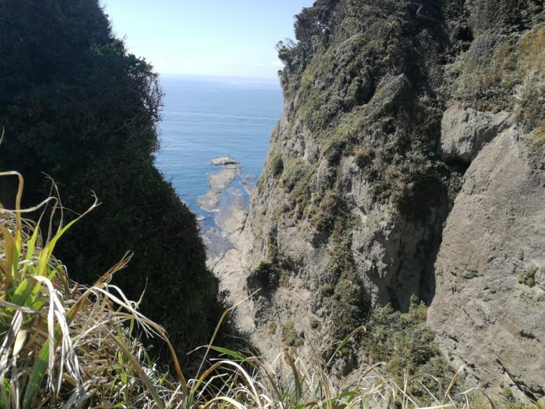 江の島島内